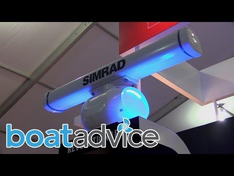 Simrad- Halo Radar- boatadvice.com.au