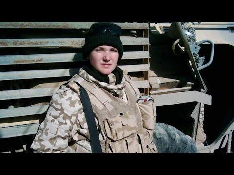 Армійські байки про Савченко
