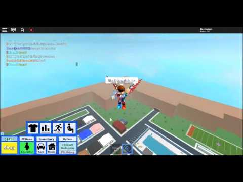 Roblox ~ How to Fly Glitch in Roblox High...