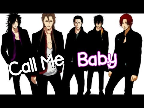 Nightcore - Call Me Baby [Deeper Version]