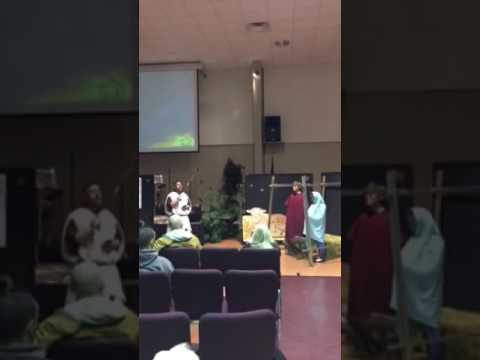 Youth Christmas play - YouTube