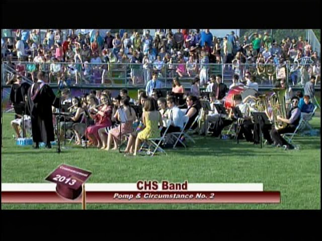 CHS Class of 2013 Commencement Ceremony