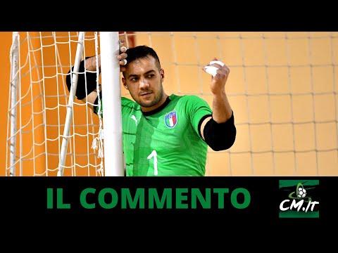 STOP al CALCETTO: il capitano della Nazionale di calcio a 5 Stefano Mammarella in ESCLUSIVA!
