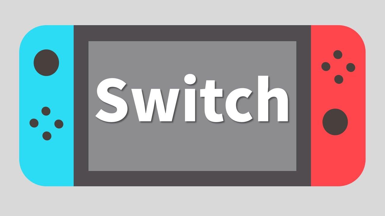Nintendo Switch │ 丁興毅