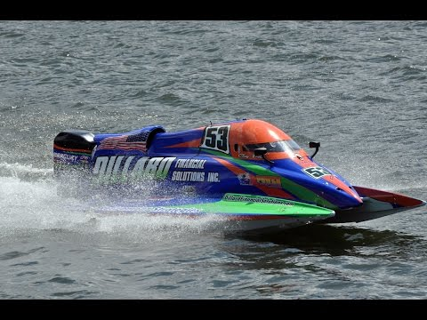 F1 Powerboat Championship 2016 Pittsburgh Regatta