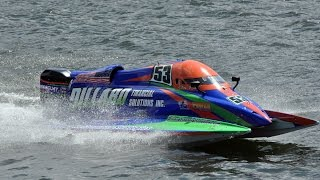 F1 Powerboat Championship 2016 Pittsburgh Regatta