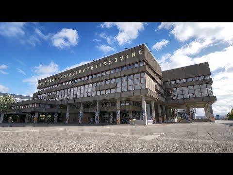 Ein Tag in der Universitätsbibliothek Bochum