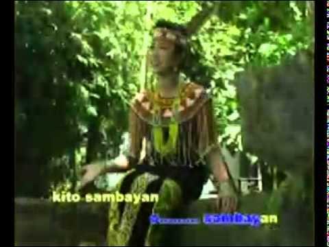 """SAMBAYAN """"lagu dayak Pesaguan Kab.Ketapang Kal-Bar."""""""