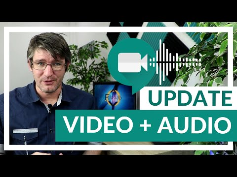 Sharing Audio in Meet - Update Alert