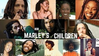 How many Children did BOB MARLEY really have: 10, 11, 12, 13...