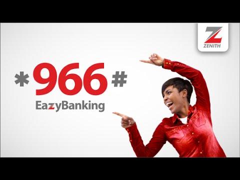 Zenith *966# EazyBanking