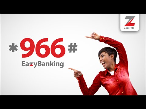 Zenith Bank Advert