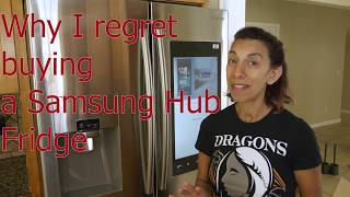 Why I regret buying the Samsung Family Hub Refrigerator