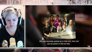 Life Is Strange Episode Three Part One - Breaking In