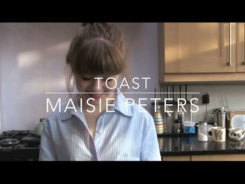 Toast - Maisie Peters (Official Music Video)