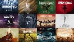 The Evolution of Rainbow Six Siege (2014-2018)