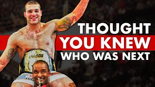 10 Times You Thought You Knew Who The #1 Contender Was