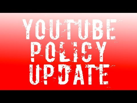 YouTube Policy Update: Firearms
