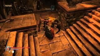 Lords of the Fallen Warrior playthrough part 3 - Secret Cellar