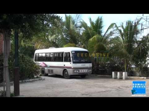 School Bus in Mogadishu, Somalia