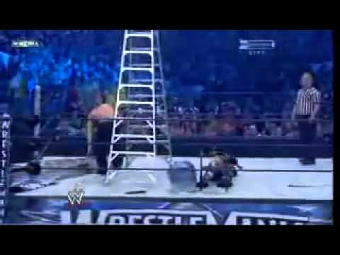 WWE Wrestlemania 25 Jeff Hardy vs Matt Hardy part 3 (Last Part)