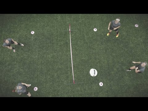 Kwik Goal's All Surface Soccer Tennis