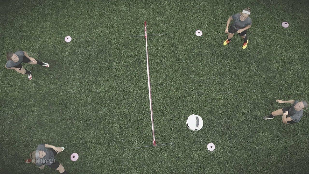 3da874e33 Kwik Goal's All Surface Soccer Tennis - YouTube