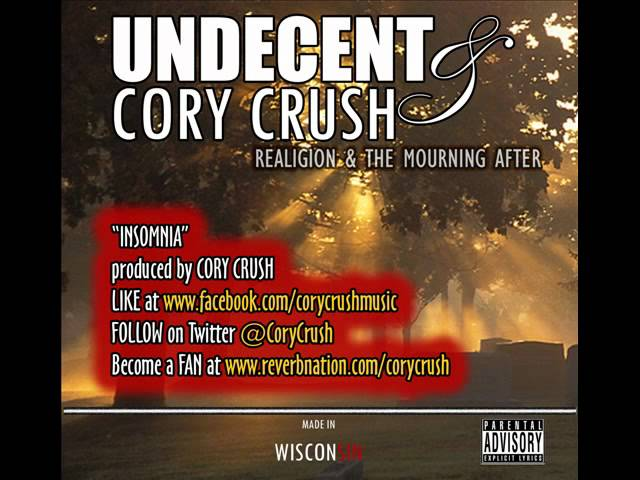 Insomnia By Cory Crush A K A Low Carb Cory And Cory Groshek Of Manifestation Machine