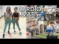 HIIT CARDIO & ABS WORKOUT