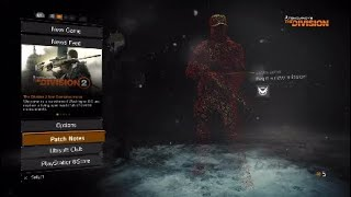 Division PS4 One Shot Part 1 It Was A Free Weekend