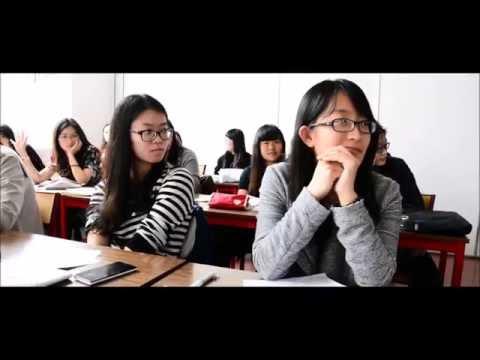 Le journal d'un étudiant chinois à Paris - Promo Français/LEA 2012 IFC Renmin à la Sorbonne (VOST)