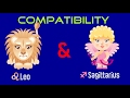 Leo & Sagittarius Sexual & Intimacy Compatibility