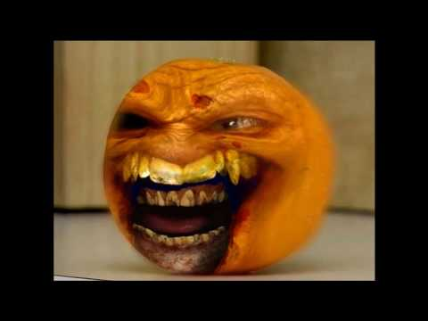 THE ANNOYING ORANGE ZOMBIE 9