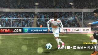 FIFA 13 - Управление на джойстике Xbox 360