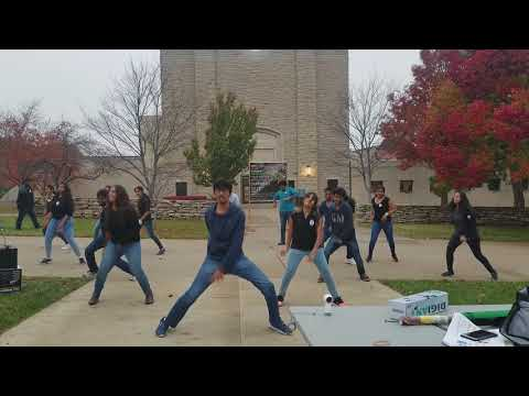 UMKC Flash Mob 2K17 || Surabhi 2017 || Indian Student Association