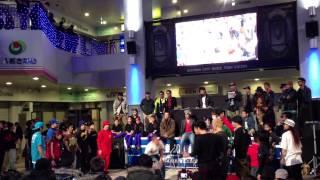 KOZA Street dance festa 2012 12/31(月) 沖縄市 ミュージックタウン音...