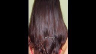 видео Аня Борт -  как предупредить выпадение волос