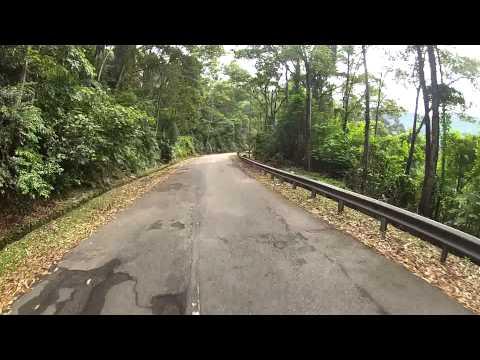Bicycling around Kuala Lumpur, Malaysia!