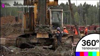 """Строительство завода """"Мерседес"""" в Подмосковье идет по графику"""