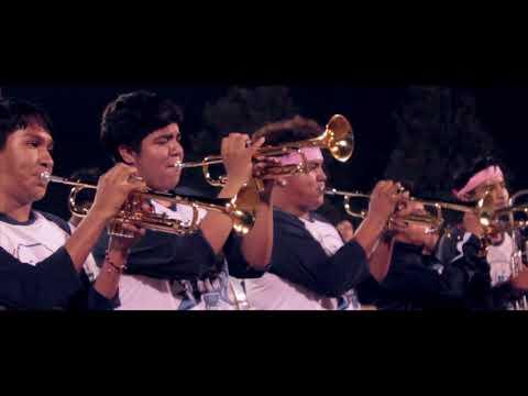 "Compton High School plays ""Zapateado"" Music"