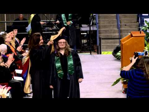 Hooding Ceremony | Spring 2015