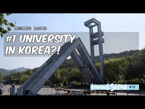 TOUR OF SEOUL NATIONAL UNIVERSITY & COMMON GROUND 서울대 투어 코먼그라운드   Hann&SEOUL #12 🇰🇷