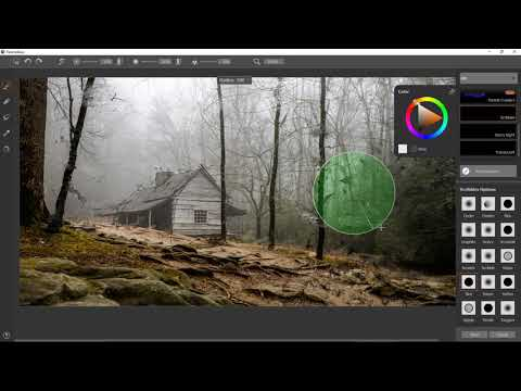How to use the Scribbles brush pack for Painter & ParticleShop