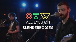 """slenderbodies - """"king"""" [Live + Interview] 