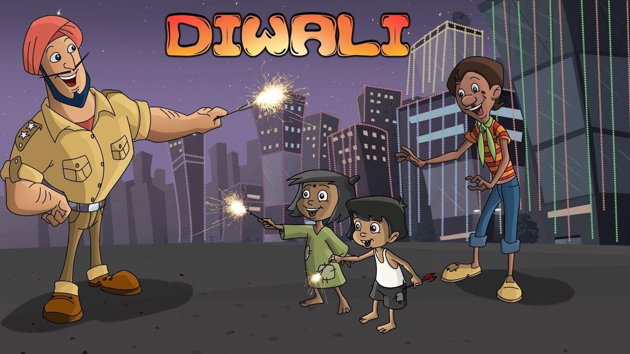 Download Chorr Police Full Episode 11 in English   Diwali & Happy Birthday