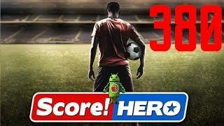 score Hero Level 380 Walkthrough - 3 Stars