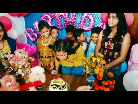 😍😍kitne Dino😍🎂😍 Ke Baad Ghari 😍🎂😍ye Aayi😍🎂😍 Birthday Song😍🎂😍