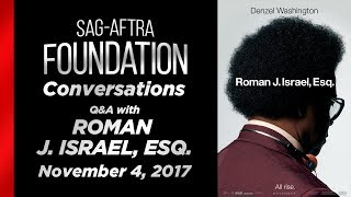 Conversations with ROMAN J. ISRAEL, ESQ.