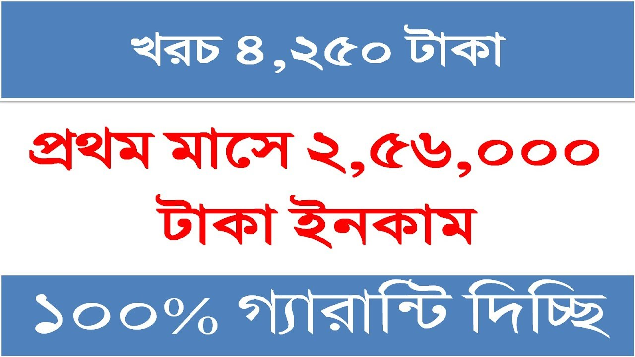 low investment business ideas in bangladeshi