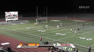 Erie Soccer vs Windsor